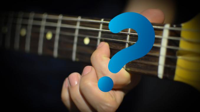 Comment apprendre les notes sur le manche de la guitare